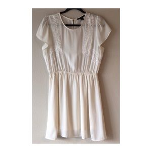 Forever 21 Dresses - Forever 21 Off-White Tunic/Dress